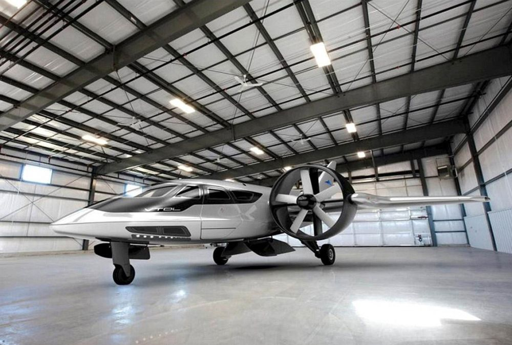 UAM Insight: 6 September, 2019 – NBAA features XTI aircraft TriFan 600 at BACE