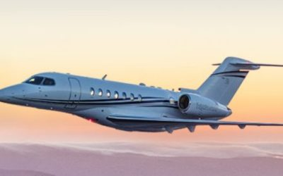 Textron  focused on Sky Courier and Denali Programs, showcases Longitude