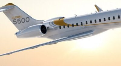 Bombardier Global 5500 and 6500 earn EASA certification