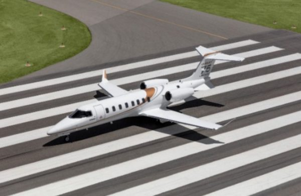 Learjet 75 Liberty to be Showcased at NBAA
