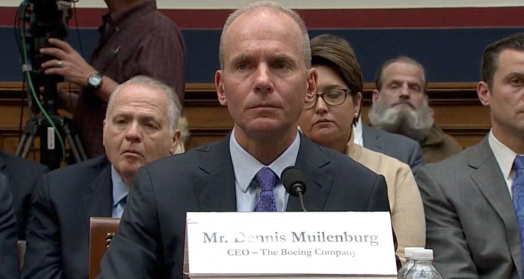 Insight Monday 23 December 2019: Will Muilenburg's resignation solve Boeing's problems?