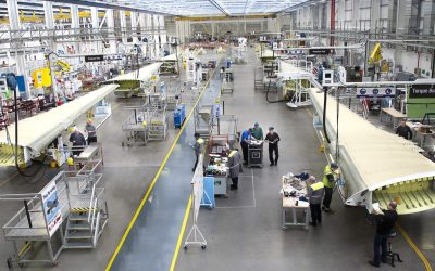 Insight: Friday 1 November 2019:  Bombardier Aerostructures to Spirit a Win-Win Deal