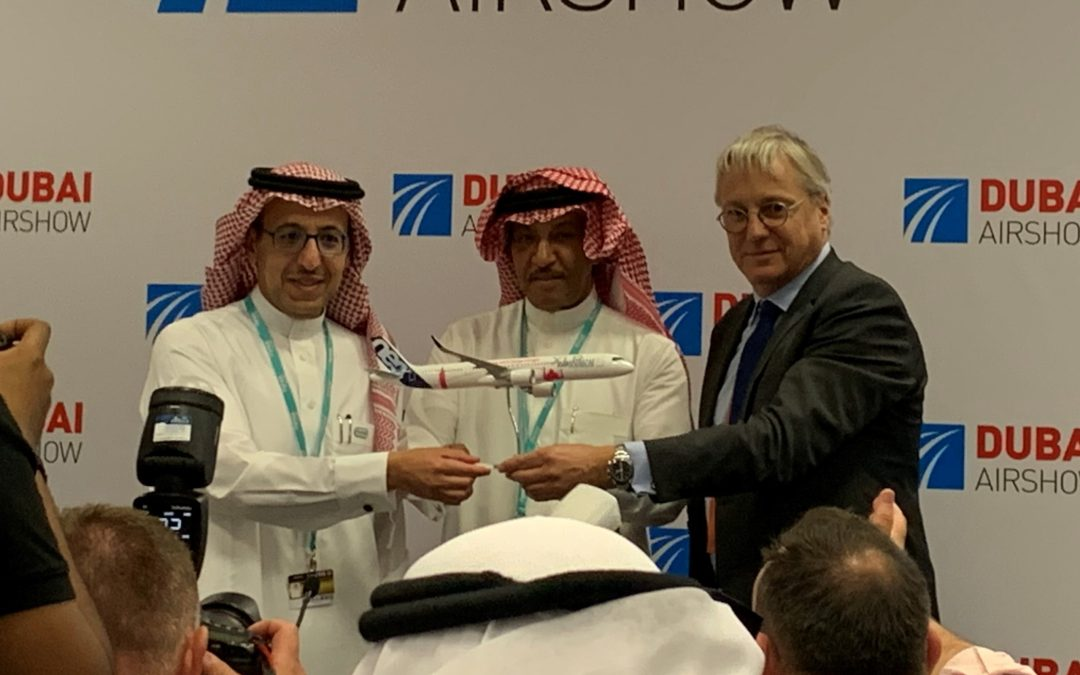 Dubai Air Show Day 3: mainly LoI's and MoU's