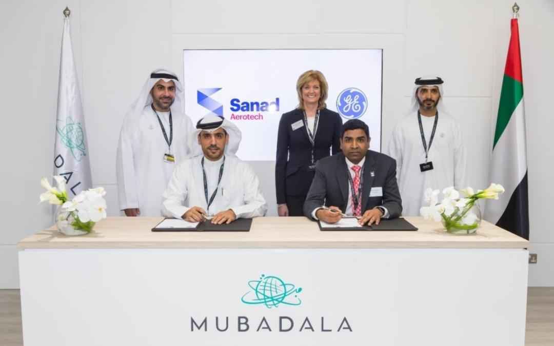 Sanad grows engine alliances with GE and Emirates