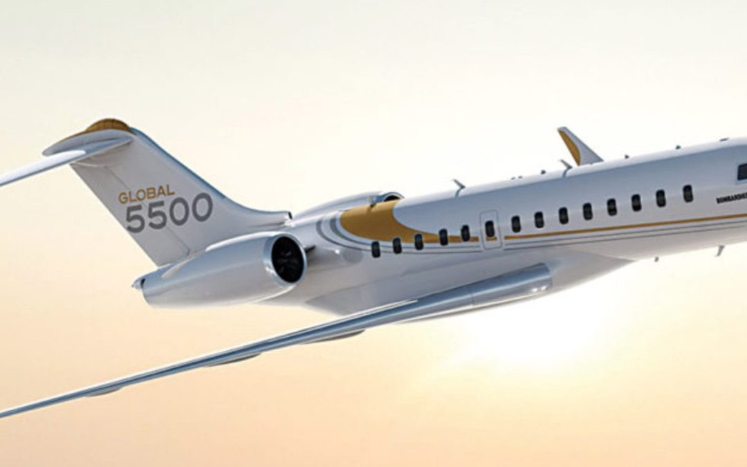 Global 5500 and 6500 receive FAA certification and Bombardier celebrates delivery of first Global 6500