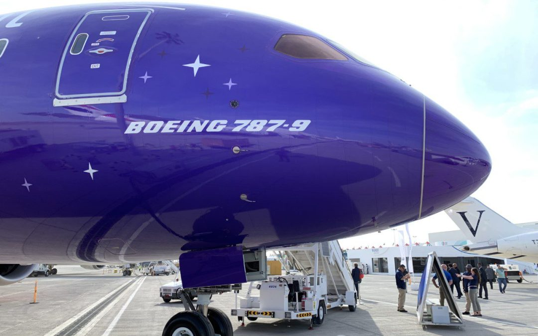 Insight: Tuesday 8 September 2020:  787 Quality Issues Escalate at Boeing
