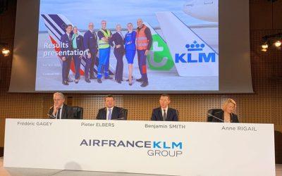 Air France-KLM: lower net result despite more 'business'