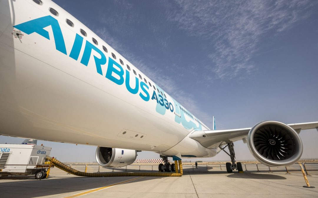 Airbus ends record 2019 with net loss after charges (update)