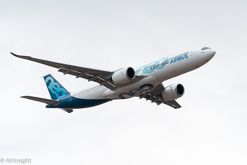 GE and the A330neo program