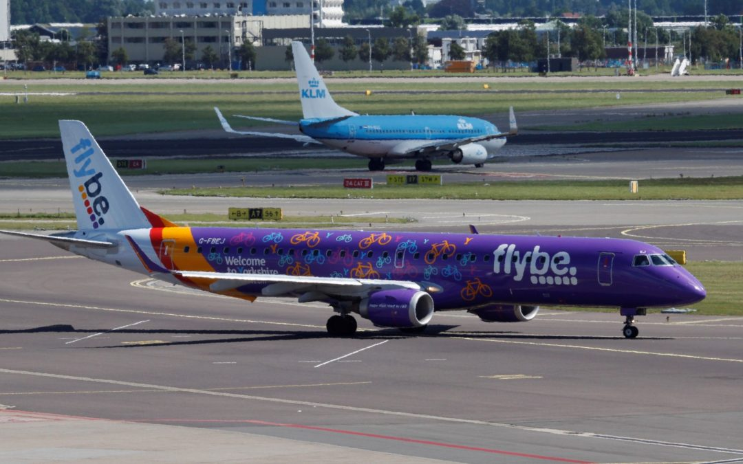 Flybe goes bust amidst Covid-19 crisis