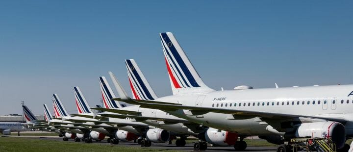 Air France-KLM: -1.8 billion Q1 loss and worse to come