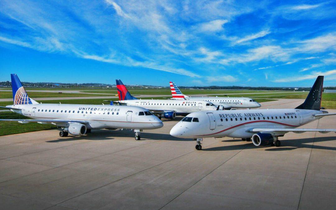 The sea change in regional aviation – Bombardier, Embraer & Mitsubishi