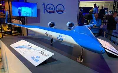 KLM's Flying-V scheduled for delayed July test flight