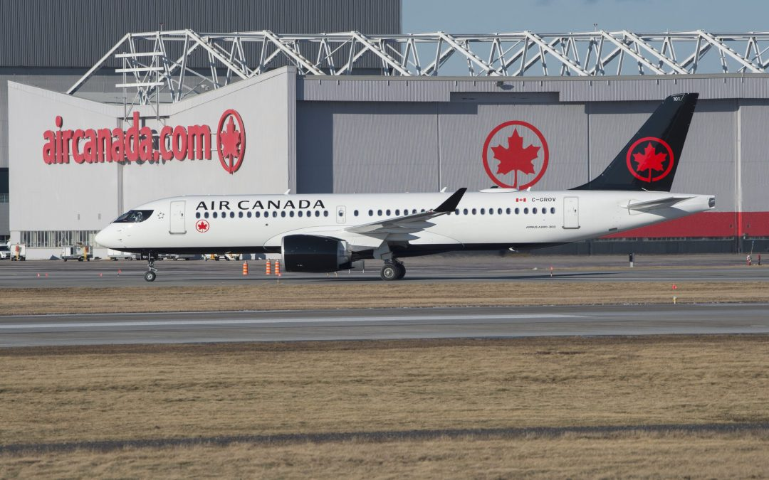 Air Canada: relax restrictions, or A220 order is at risk