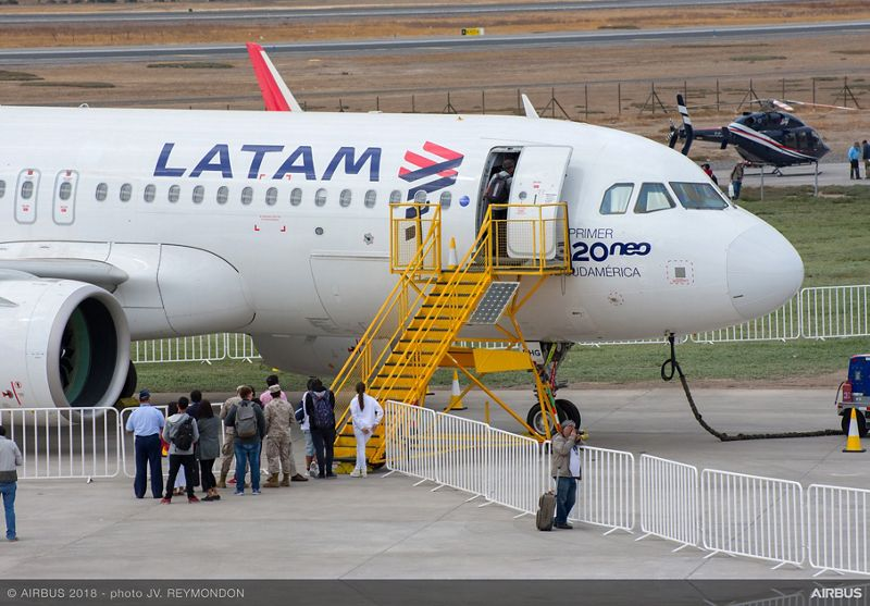 LATAM Brazil joins affiliates under Chapter 11