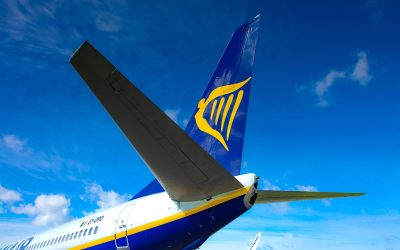 Ryanair ends quarter at a €185 million loss (update 7/29)