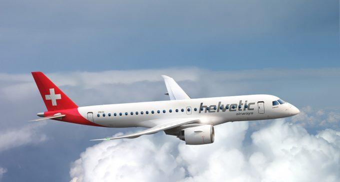 Helvetic Airways Briefing