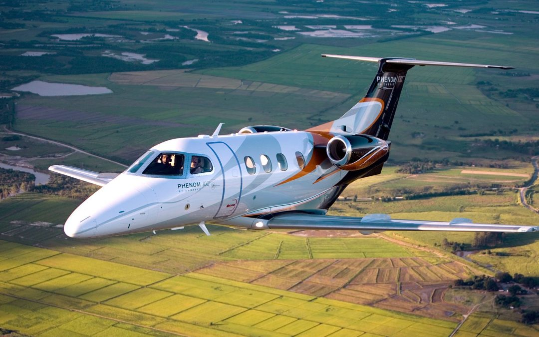 A business aviation report from WINGX