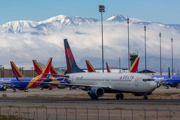 Tracking US Domestic Flights