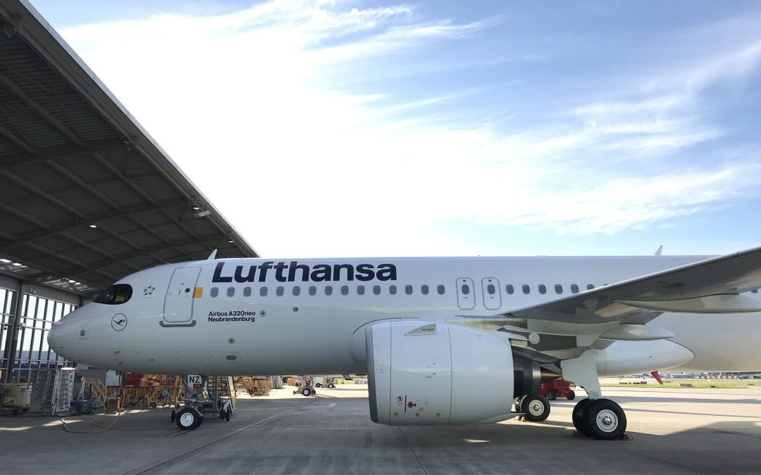 Lufthansa Group ends HY1 with €3.6 billion loss (update)