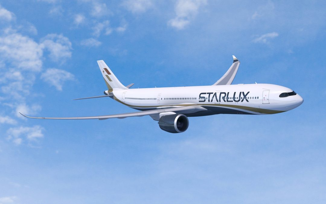 STARLUX bucks the trend by adding more aircraft