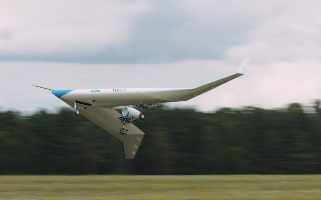 First flight Flying-V confirms concept, but it needs some tweaks
