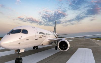 Airbus Corporate Jets launches ACJ Two Twenty
