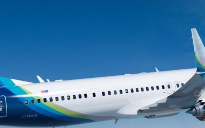 Alaska Orders 13 MAX from Air Lease Corp.