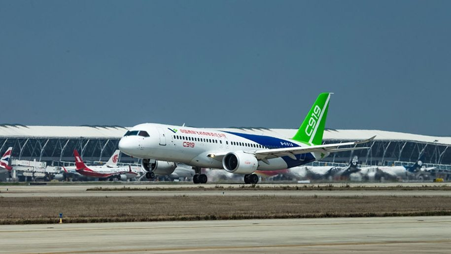 Insight Monday 30 November 2020 – COMAC C919 gains TIA – the next moves are tricky