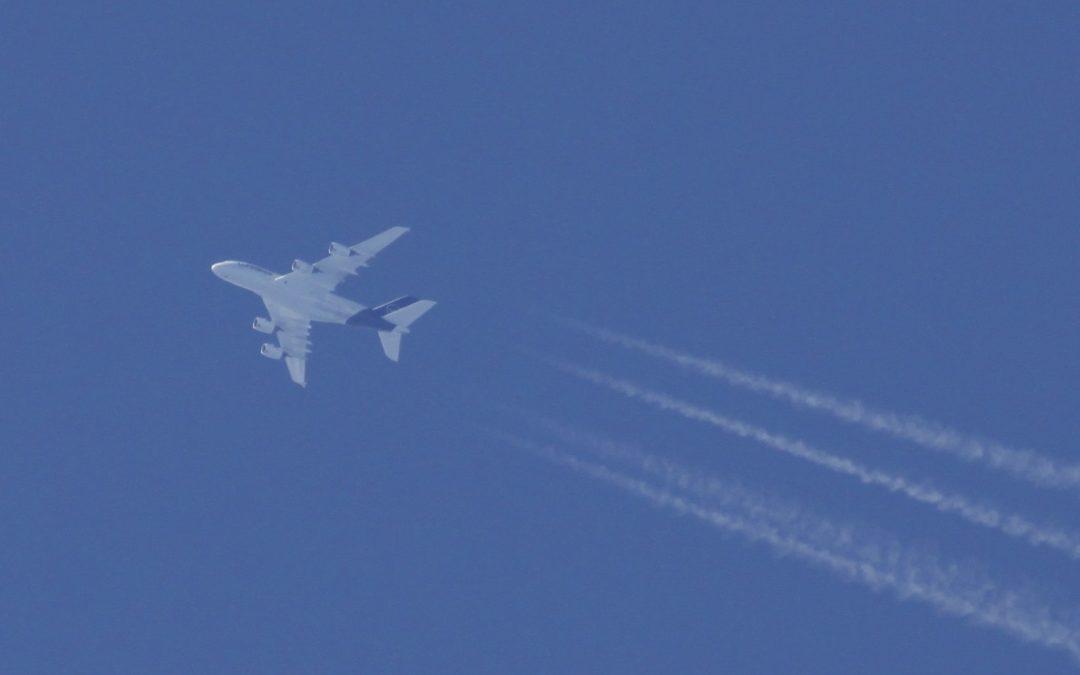 Three options te reduce aviation's NOx footprint