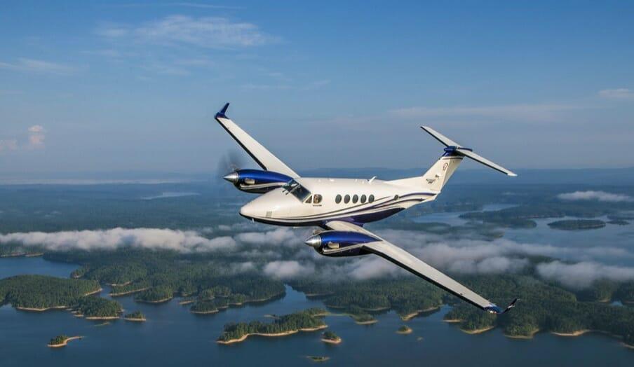 Textron Announces King Air 260