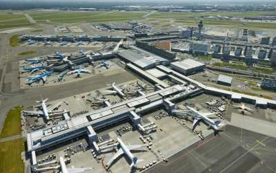 Ryanair most active EU-airline, Schiphol busiest airport in 2020