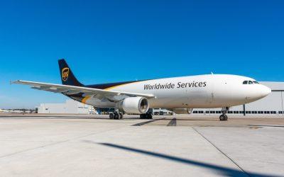 UPS updates A300s