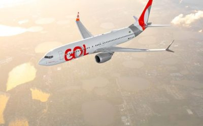GOL Has Raised Nearly US$200 Million In New Equity Capital