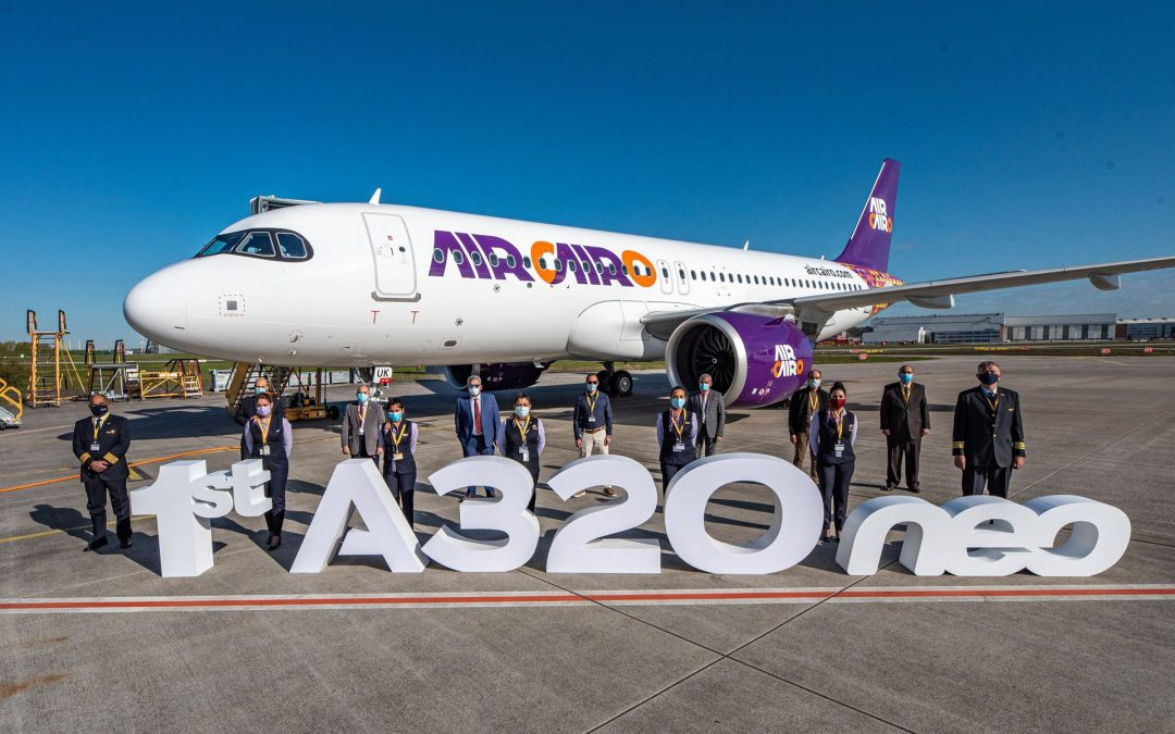 Air Cairo and Green Africa receive new aircraft