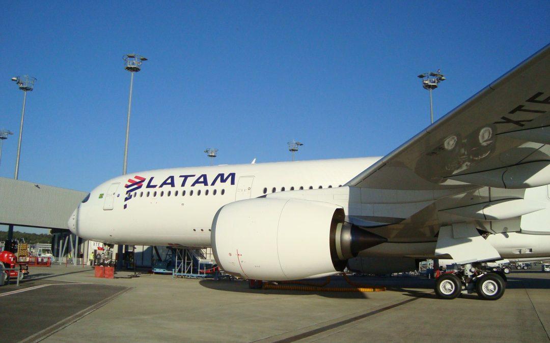 LATAM retires A350s and simplifies long-haul fleet