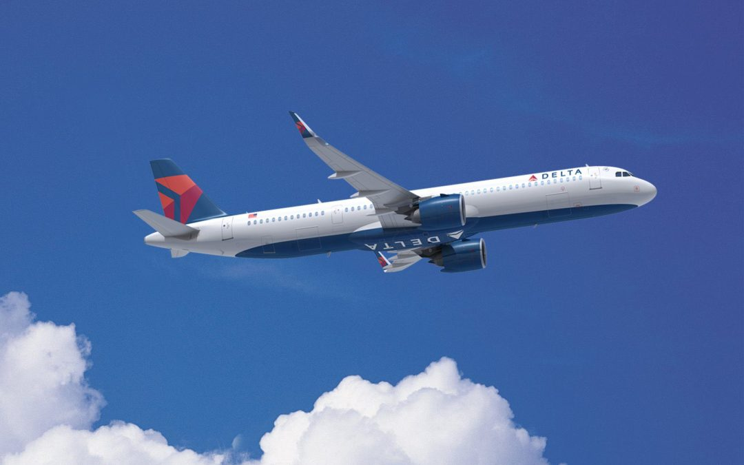 Delta orders another batch of A321neos