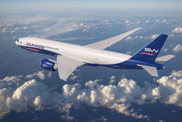 Silk Way West Airlines Boeing 777F