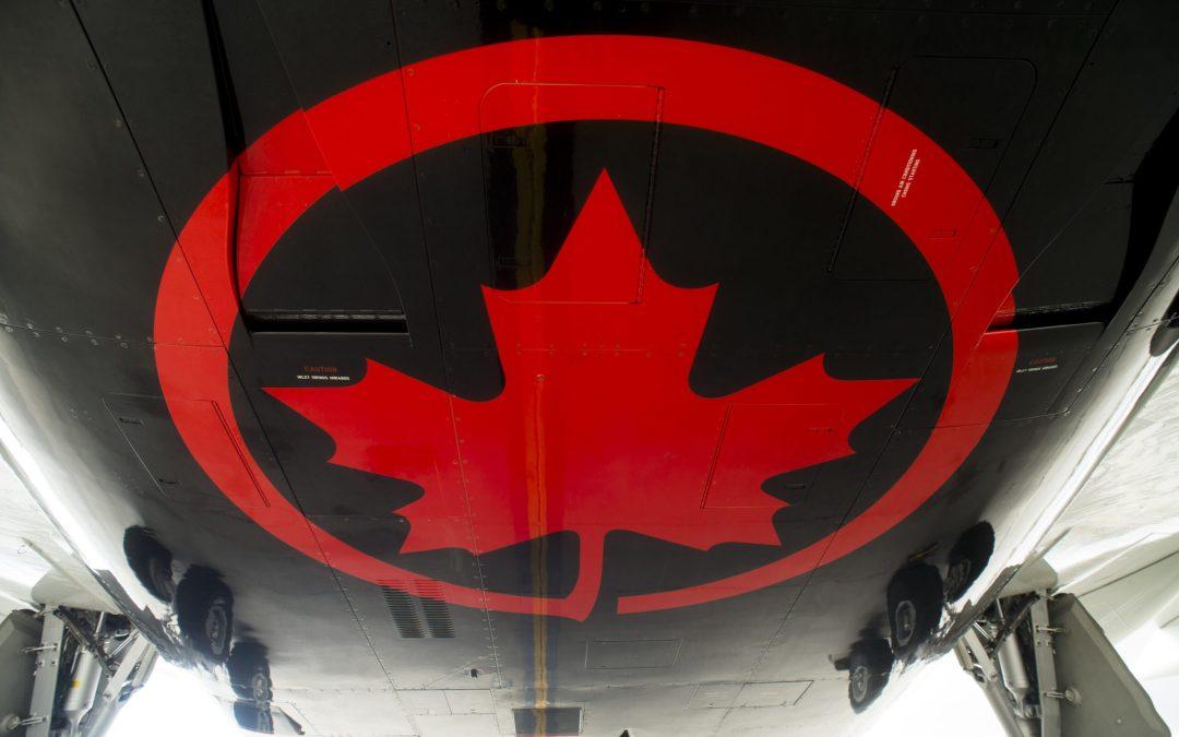 Air Canada has an eye on the A321LR