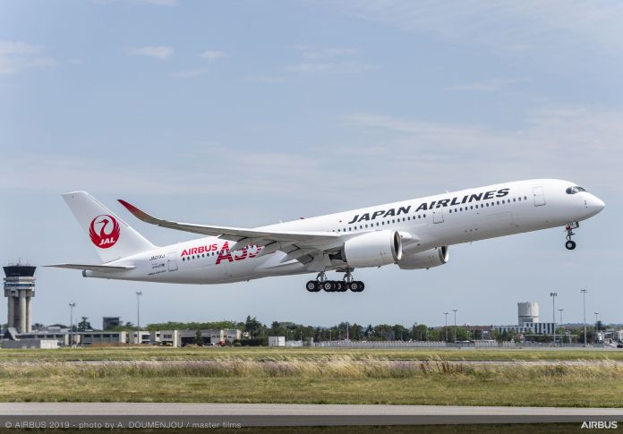 Japan Airlines Airbus A350-900