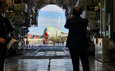 Airbus dusts off plan for new A320 assembly line