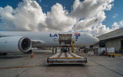 LATAM expands cargo fleet to 21 aircraft