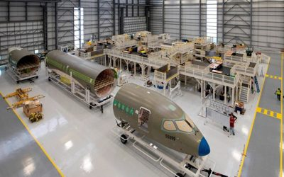 Airbus plans aggressive production ramp-up