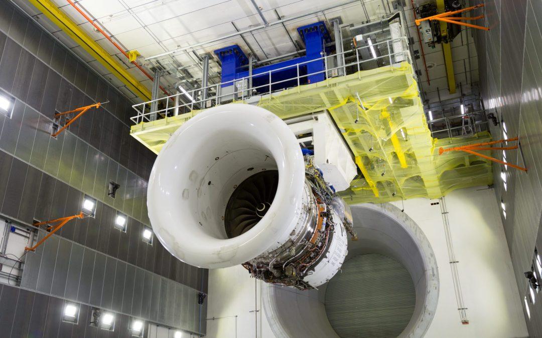 New Rolls-Royce testbed ready for UltraFan