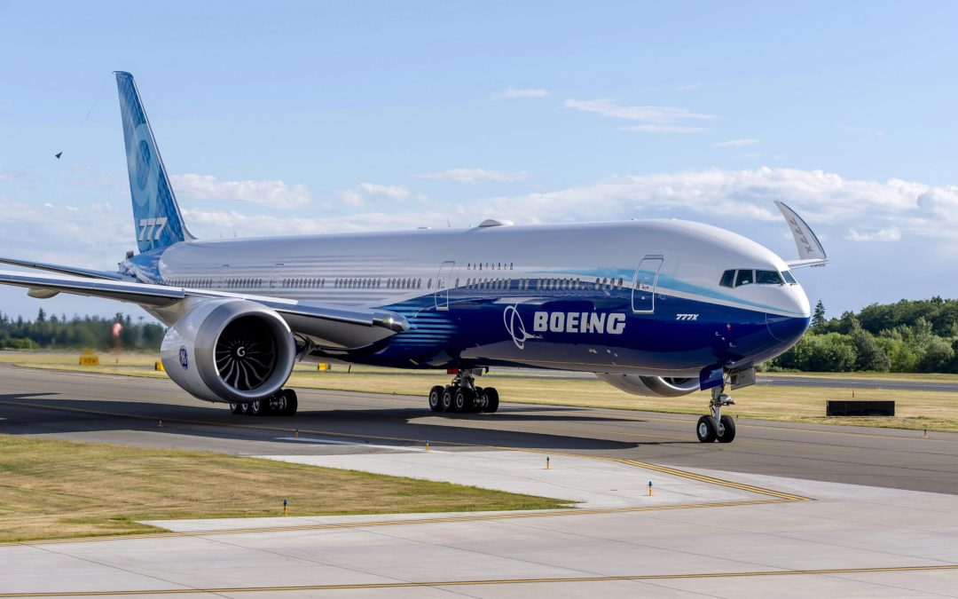 FAA is unwilling to certify the Boeing 777X