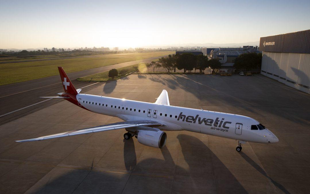 Helvetic Airways looking beyond the horizon