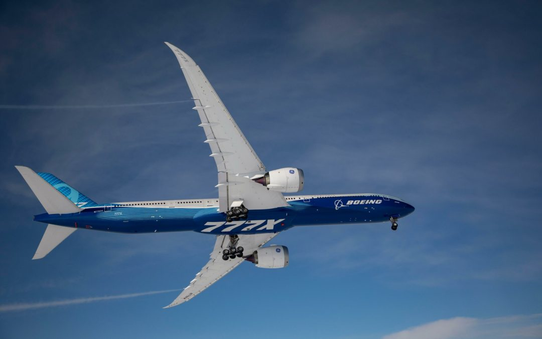 Boeing's Calhoun careful with rate increases