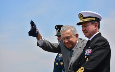 The military overtakes Mexican Civil Aviation Authorities
