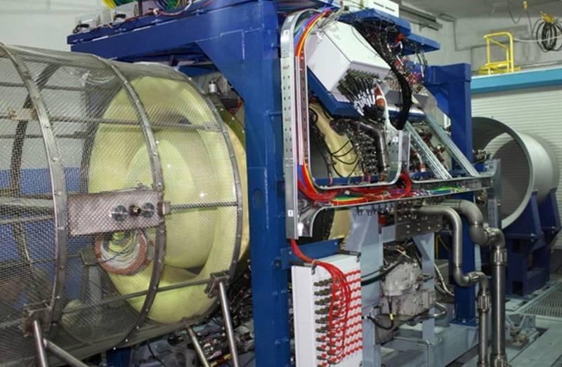 New engine for Superjet