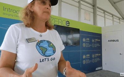 In Conversation: Amanda Simpson, VP Research & Technology Airbus Americas
